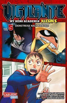 Vigilante My Hero Academia Illegals 05