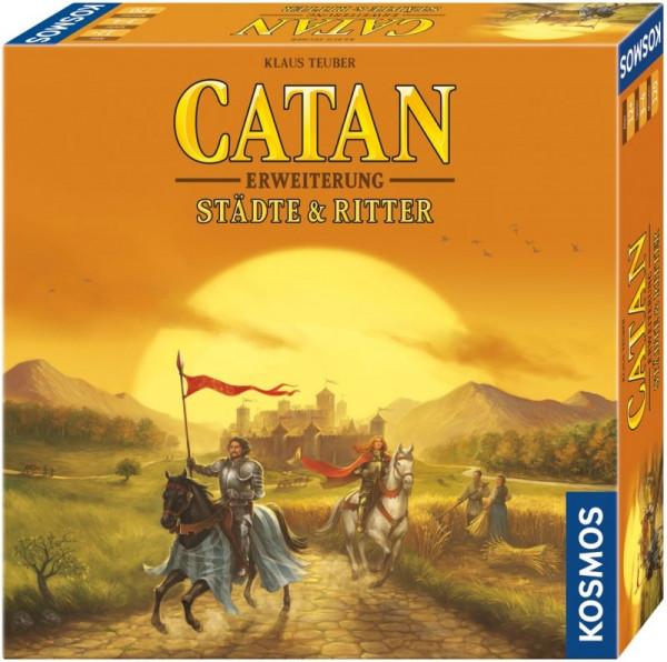 Catan - Städte & Ritter 3-4