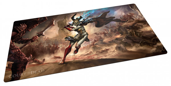 Play Mat Court of the Dead Death´s Valkyrie 1 61 x 35 cm