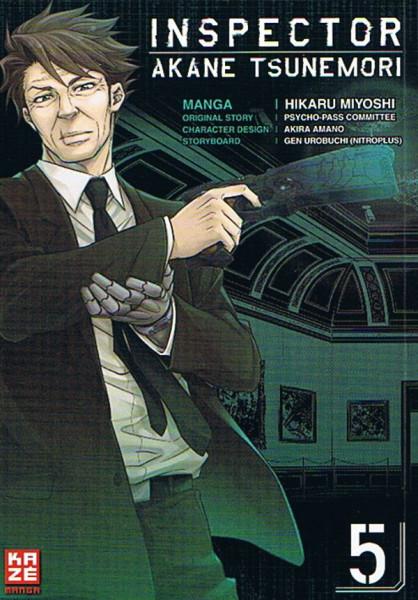 Inspector Akane Tsunemori 05