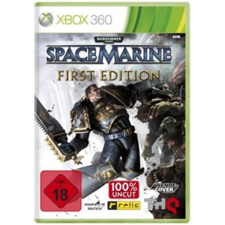 Warhammer 40.000: Space Marine **