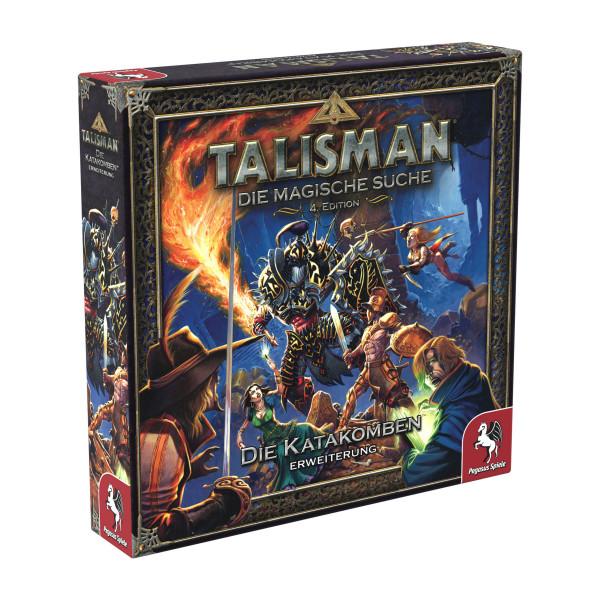 Talisman - Die Katakomben 4. Ed.