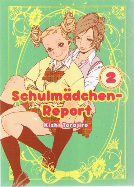 Schulmädchen-Report Band 02