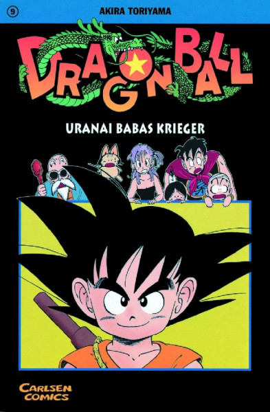 Dragon Ball 09 - Uranai Babas Krieger