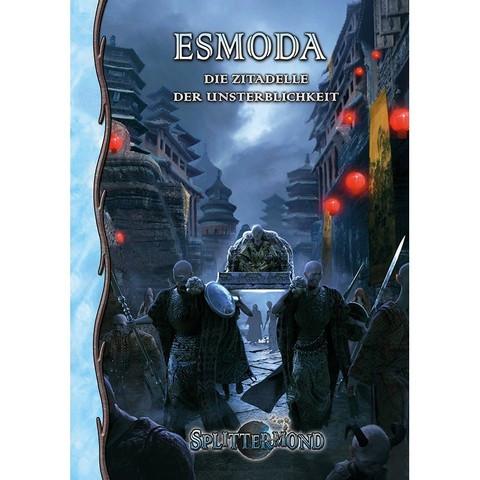 Splittermond - Esmoda: Die Zitadelle der Unsterblichkeit