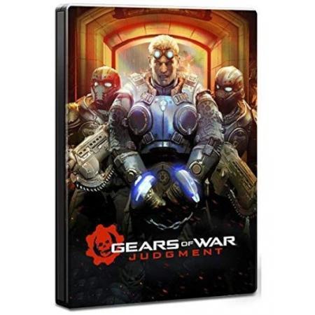 Gears Of War: Judgment - Steelbook Edition