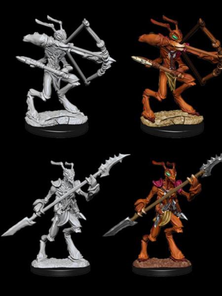 Dungeons & Dragons Nolzur`s Marvelous Unpainted Miniatures: W5 Thri-Kreen