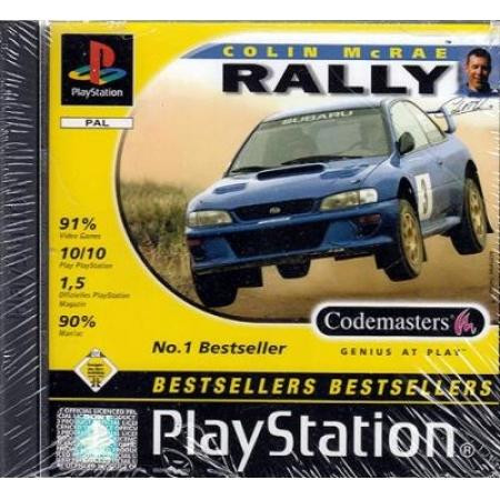 Colin McRae Rally (Bestsellers)
