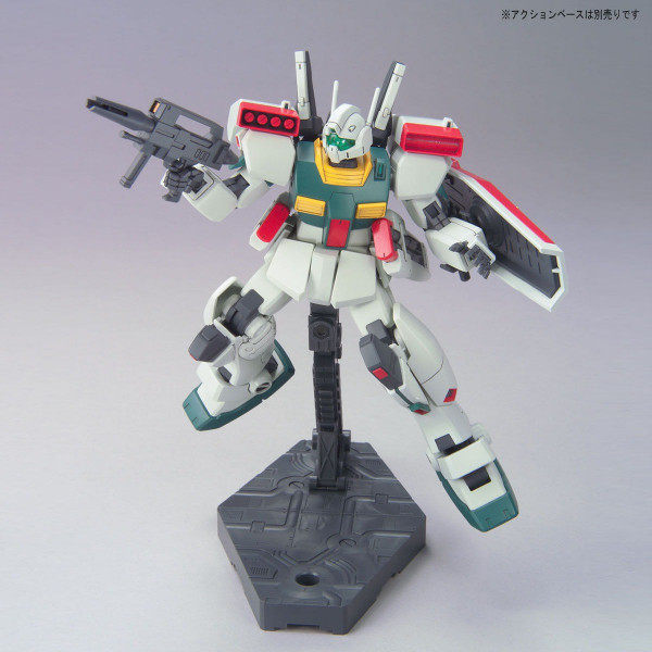 Gundam ZZ: High Grade Gm 3 1:144 Model Kit