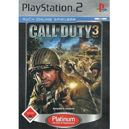Call of Duty 3 - Platinum