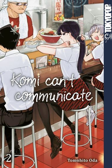 Komi can't communicate 02
