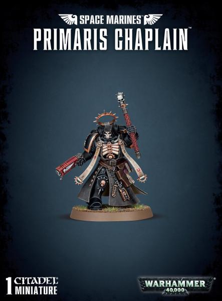 Space Marines Primaris Chaplain (48-62)