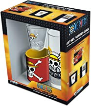 One Piece: Gift Set Glass + Shot Glass + Mini Mug