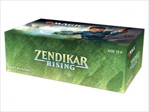 Zendikar Rising Draft Booster Display (36 Packs) - EN