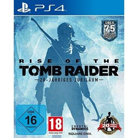 Rise of the Tomb Raider 20-Jähriges Jubiläum
