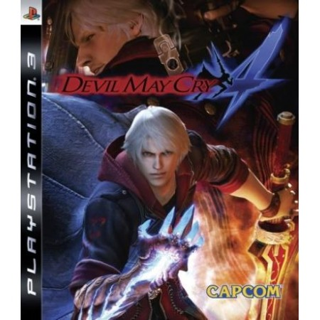Devil May Cry 4 **