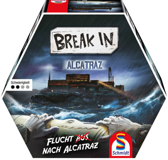 Break In – Alcatraz DE