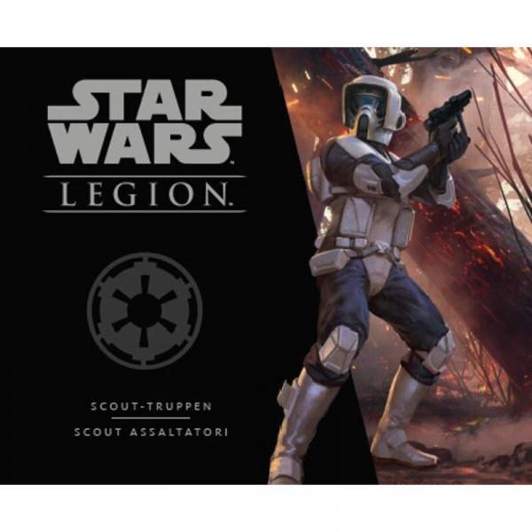 SW Legion: Scout-Truppen dt./it.