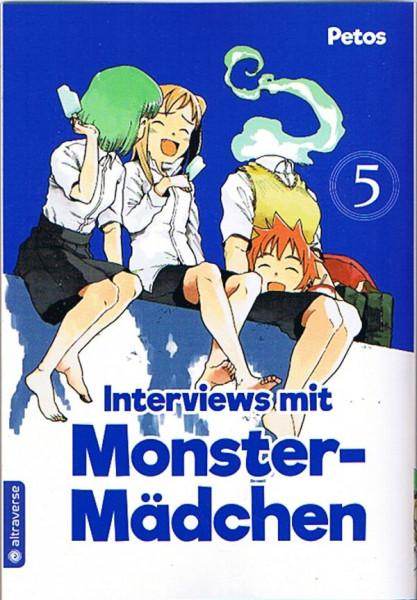 Interviews mit Monster - Mädchen 05
