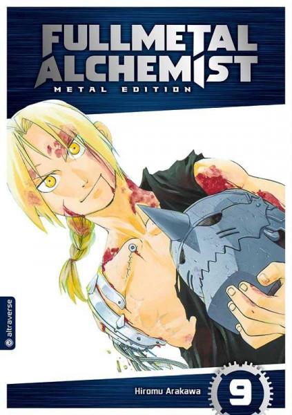 Fullmetal Alchemist Metal Edition # 09