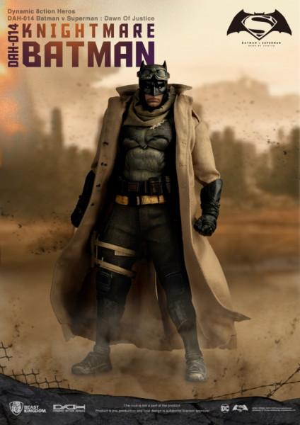 DC Comics: Batman v Superman - Knightmare Batman 1:9 Scale Figure