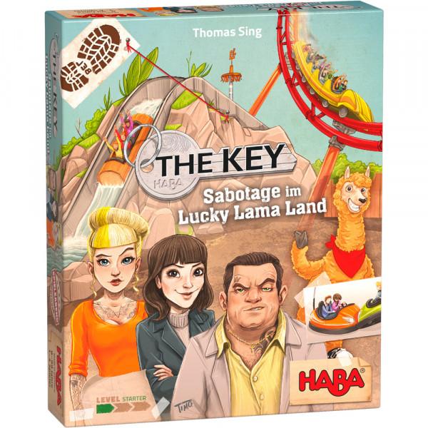 The Key – Sabotage im Lucky Lama Land DE/EN