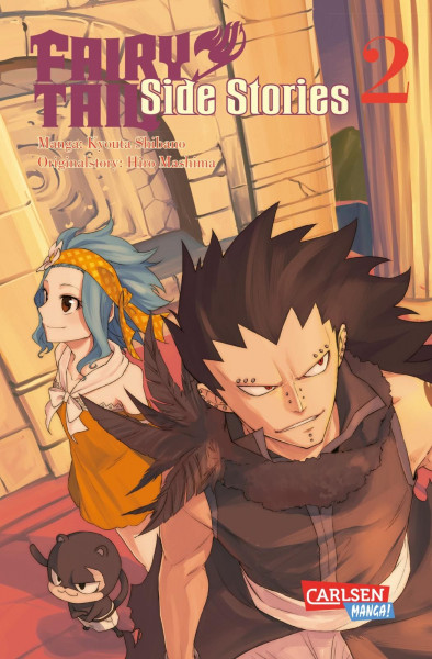 Fairy Tail Side Story 02