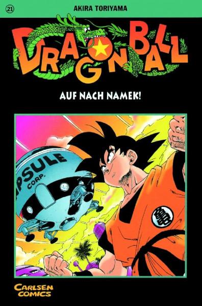 Dragon Ball 21 - Auf nach Namek!