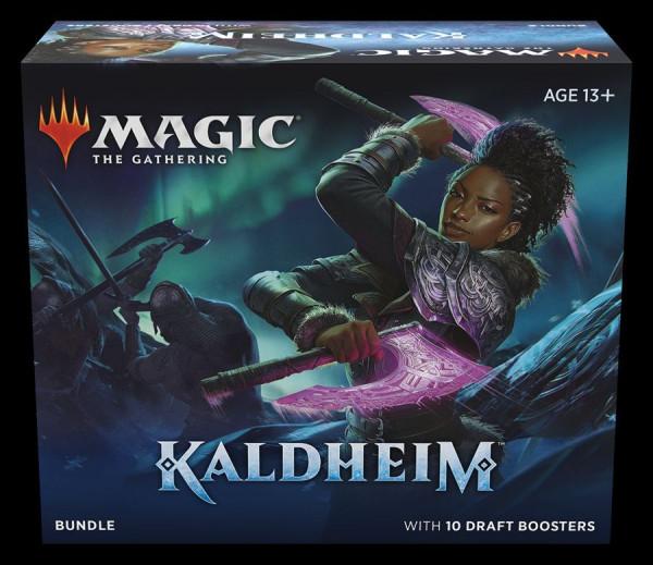 Kaldheim Bundle DE