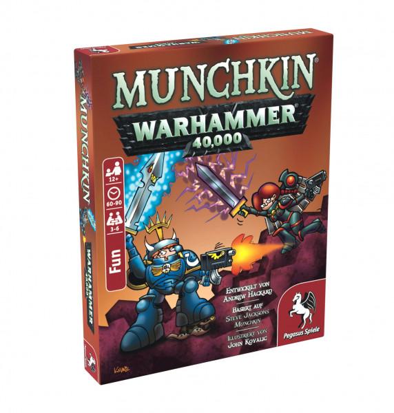 Munchkin: WH 40.000