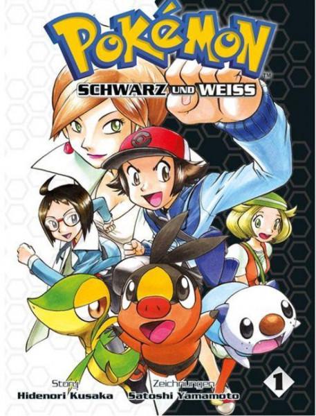 Pokemon ? Schwarz und Weiss Band 01