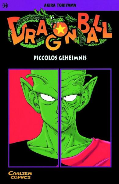 Dragon Ball 14 - Piccolos Geheimnis