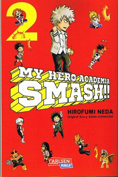 My Hero Academia - Smash 02