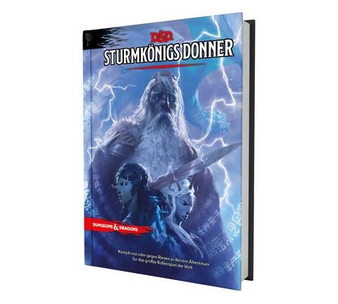 D&D: Sturmkönigs Donner