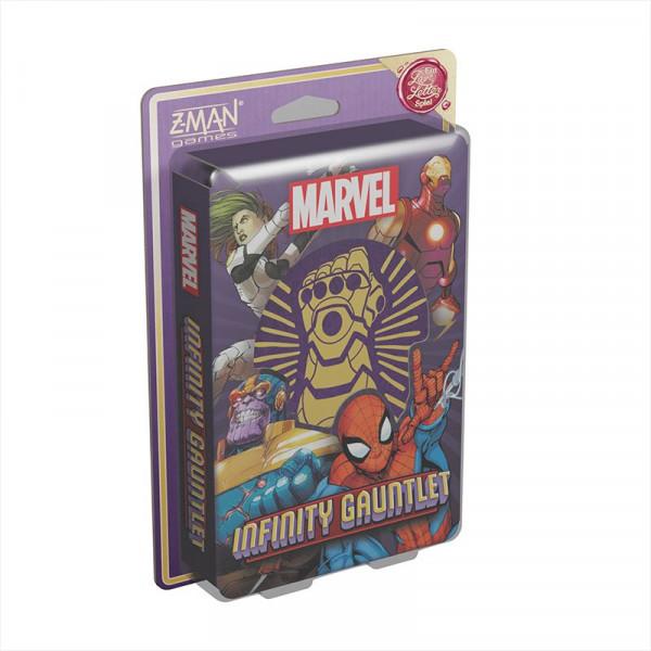 Infinity Gauntlet Marvel dt.
