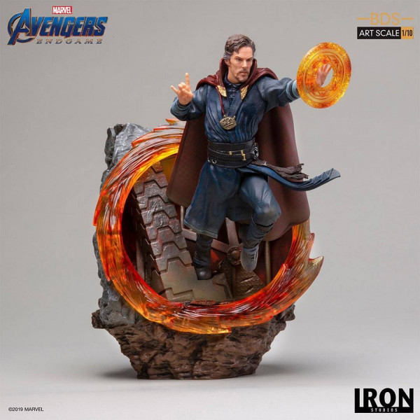 Marvel: Avengers Endgame - Doctor Strange 1:10 Scale Statue