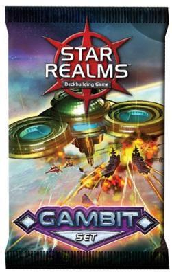 Star Realms Deckbuilding Game - Gambit Expansion de.