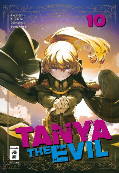 Tanya the Evil 10