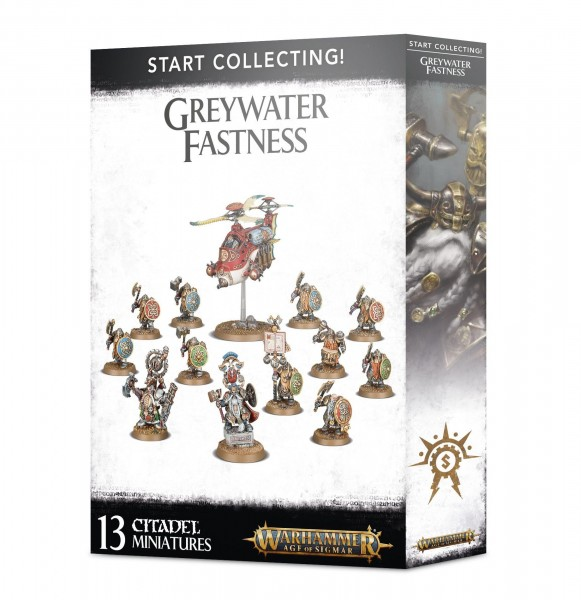 Start Collecting! Greywater Fastness (70-71)