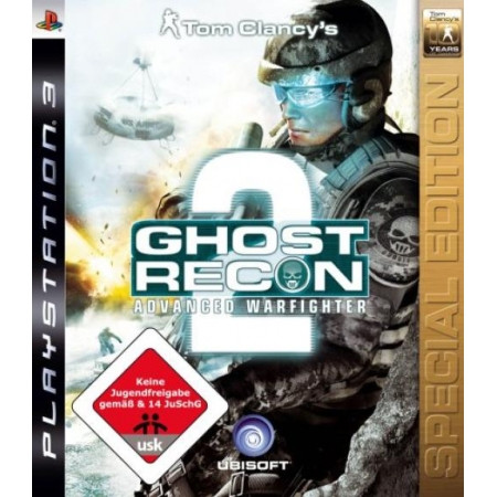 Tom Clancys Ghost Recon: Advanced Warfighter 2 - Special Edition