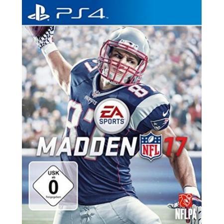 Madden NFL 17 (Playstation 4, gebraucht) **