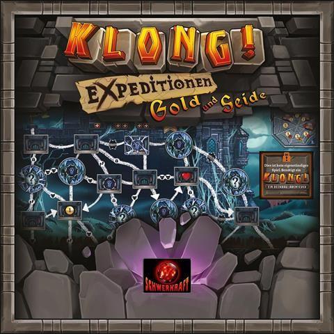 Klong! Gold und Seide