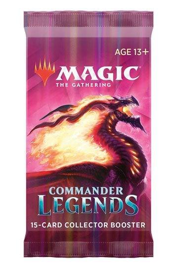 Commander Legends Collector Booster EN