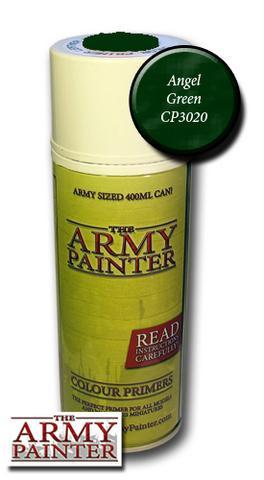Army Painter  Primer: Angel Green (400ml)