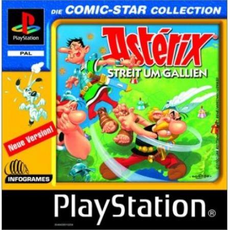 Asterix: Streit um Gallien