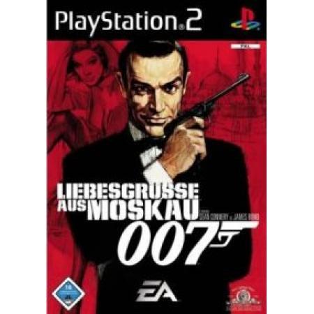 James Bond Liebesgrüsse aus Moskau