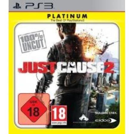 Just Cause 2 - Platinum