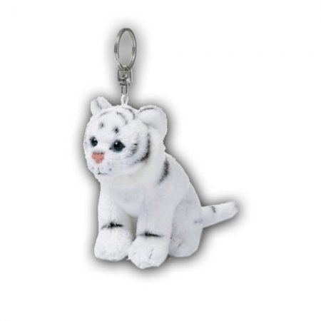 WWF Plüschanhänger weißer Tiger (10cm)