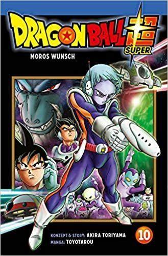 Dragonball Super 10