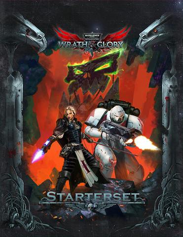 WH40K: Wrath & Glory - Starterset